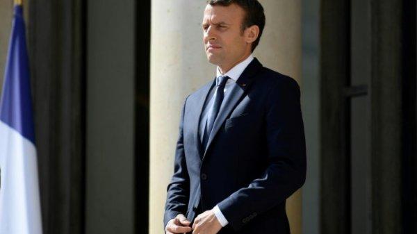 """Spécial """"Macron se dirige vers une large majorité..."""" - Image n° 1/2 !..."""