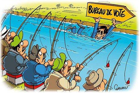 """Spécial """"11 juin, sale temps pour la pêche à la ligne... - Image n° 1/2 !..."""