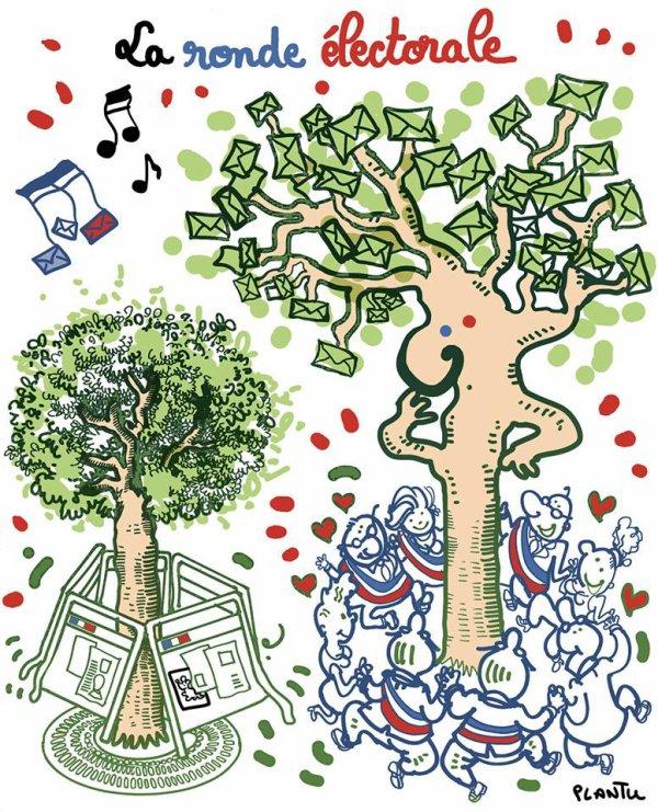 """Spécial """"PLANTU dessinateur..."""" - Image n° 8/8 !..."""