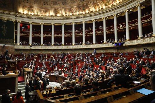 """Spécial """"Les législatives, vues par Chris Larivière dessinateur..."""" - Image n° 1/2 !..."""