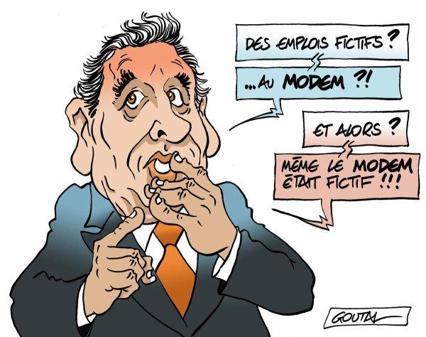 """Spécial """"Emplois fictifs au MoDem ? « Cela n'a jamais existé », assure Bayrou..."""" - Image n° 2/3 !..."""