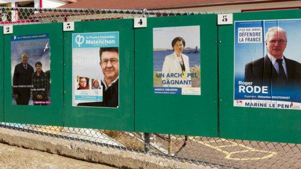 """Spécial """"C'est dimanche le second tour des législatives..."""" - Image n° 1/2 !..."""