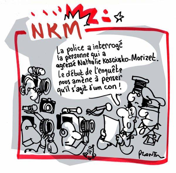 "Spécial ""NKM AGRESSÉE..."" - Image n° 2/2 !..."