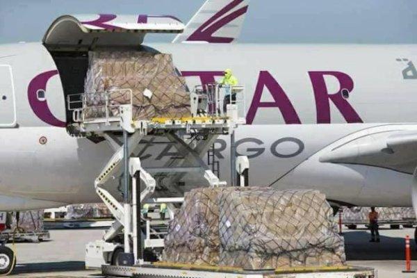 """Spécial """"Aide humanitaire de l'Algérie, pour le Qatar..."""" - Image n° 1/2 !..."""
