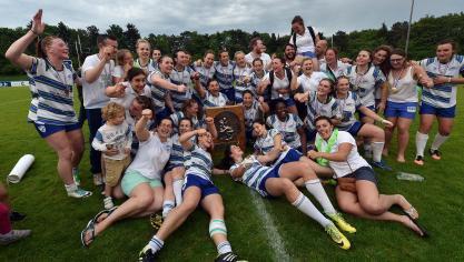 """Spécial """"Rugby féminin , le LMRCV champion !..."""" - Image n° 3/3 !..."""
