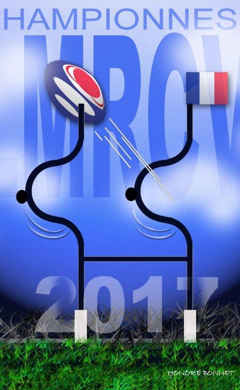 """Spécial """"Rugby féminin , le LMRCV champion !..."""" - Image n° 1/3 !..."""