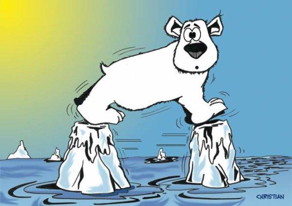 """Spécial """"La canicule, vue par CHRISTIAN dessinateur..."""" - Image n° 07/11 !..."""