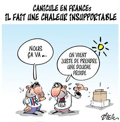 "Spécial ""CANICULE EN FRANCE.."" - Image n° 2/2 !..."