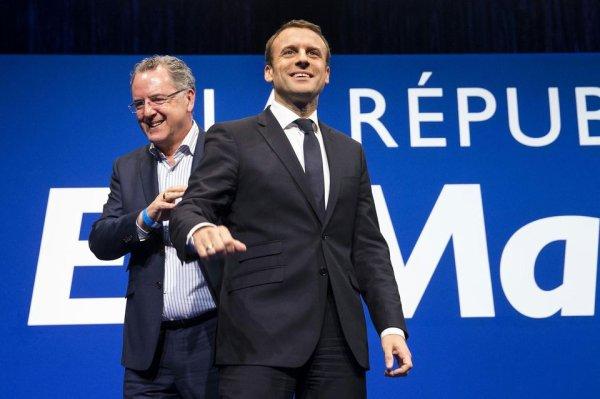 "Spécial ""Macron recase Ferrand..."" - Image n° 1/2 !..."