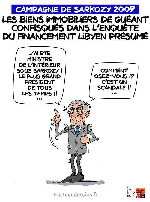 """Spécial """"Les biens immobiliers de Guéant confisqués..."""" - Image n° 2/2 !..."""