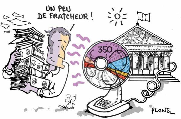 """Spécial """"UN PEU DE FRAÎCHEUR... en politique..."""" - Image n° 2/2 !..."""