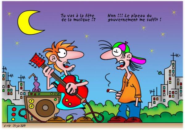 """Spécial """"Les petits noirs d'Erby Kezako - R*B et la fête de la musique..."""" - Image n° 3/3 !..."""