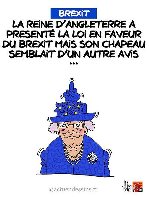 """Spécial """"Le chapeau de la Reine d'Angleterre en question..."""" - Image n° 2/2 !..."""