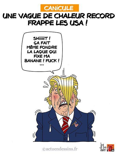"""Spécial """"Vague de chaleur record aux USA..."""" - Image n° 2/2 !..."""
