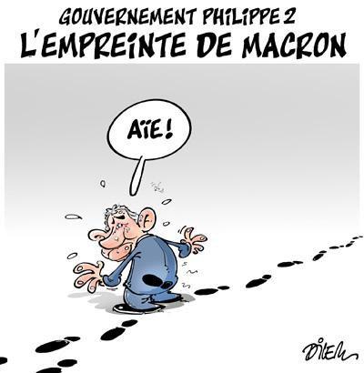 """Spécial """"L'EMPREINTE DE MACRON..."""" - Image n° 2/2 !..."""