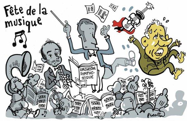 """Spécial """"FÊTE DE LA MUSIQUE AU GOUVERNEMENT'..."""" - Image n° 2/2 !..."""