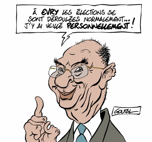 """Spécial """"Les législatives à EVRY..."""" - Image n° 2/2 !..."""