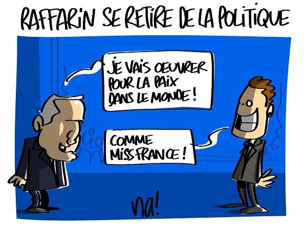 "Spécial ""Raffarin se retire de la politique..."" - Image n° 2/2 !..."