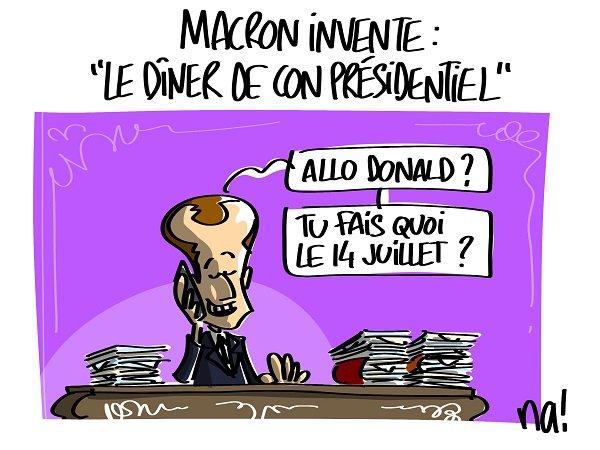 """Spécial """"LE """"DÉFILÉ"""" DE CONS..."""" - Image n° 3/3 !..."""