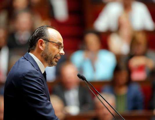 """Spécial """"Le discours d'Edouard Philippe, premier ministre..."""" - Image n° 1/2 !..."""