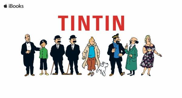 Partez au bout du monde avec Tintin !...