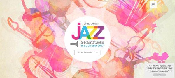 """Spécial """"JAZZ À RAMATUELLE..."""" - Image n° 2/3 !..."""