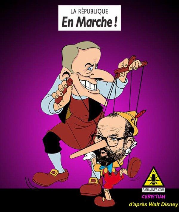 """Spécial """"La République... en marche..."""" - Image n° 2/2 !..."""