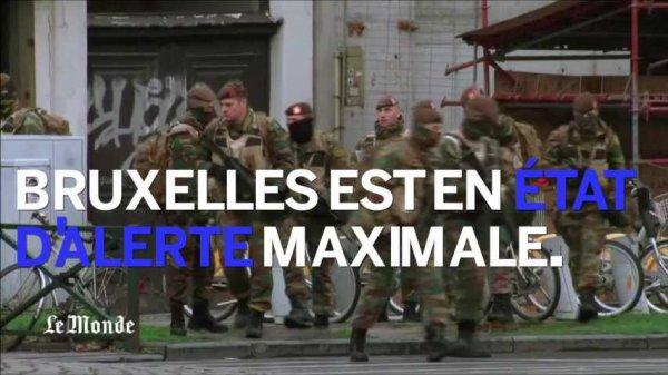 """Spécial """"La Belgique en alerte..."""" - Image n° 1/2 !..."""