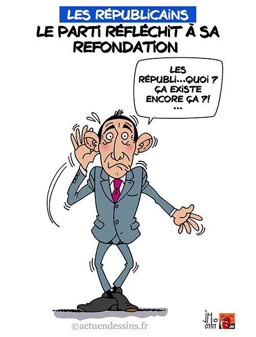 """Spécial """"Les Républicains en refondation..."""" - Image n° 2/2 !..."""