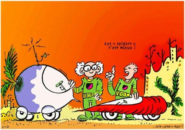 """Spécial """"Nicolas Hulot, ministre de la Transition écologique, annonce la fin du diesel et de l'essence d'ici à 2040..."""" - Image n° 4/4 !..."""