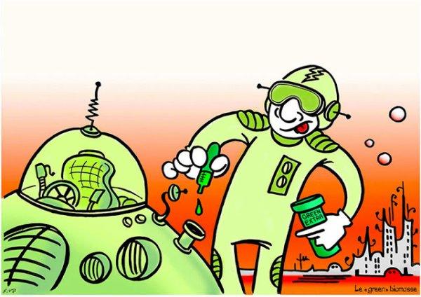 """Spécial """"Nicolas Hulot, ministre de la Transition écologique, annonce la fin du diesel et de l'essence d'ici à 2040..."""" - Image n° 3/4 !..."""