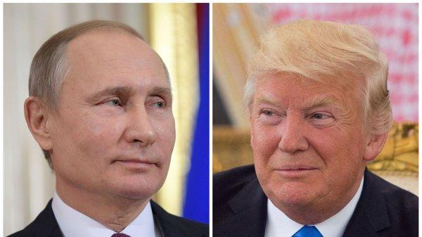 """Spécial """"G20 : Trump rencontre Poutine..."""" - Image n° 1/2 !..."""