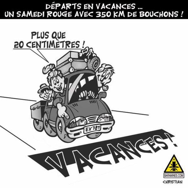 """Spécial """"DÉPARTS EN VACANCES..."""" - Image n° 2/2 !..."""