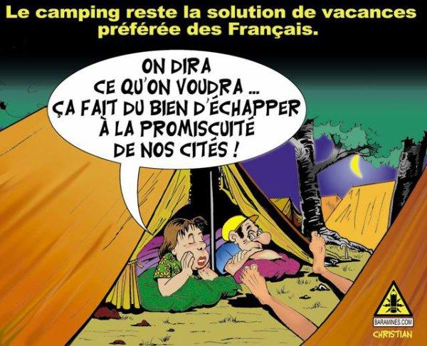 """Spécial """"Vive les vacances, au camping !..."""" - Image n° 2/2 !..."""