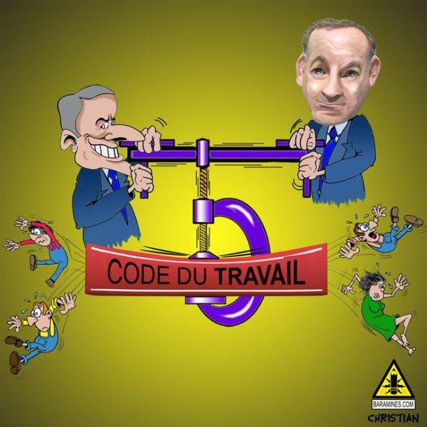 """Spécial """"CODE DU TRAVAIL..."""" - Image n° 2/2 !..."""