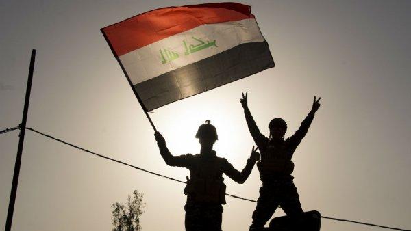 """Spécial """"Libération de Mossoul par les forces armées irakiennes..."""" - Image n° 1/2 !..."""