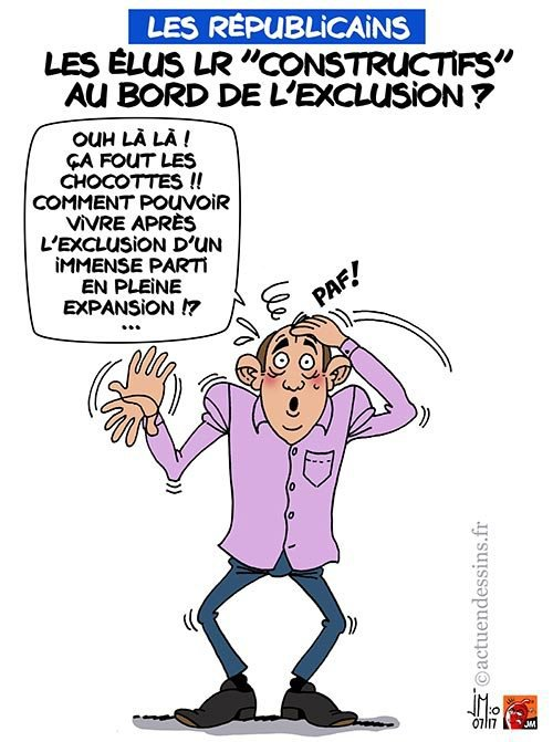 """Spécial """"Les « constructifs » exclus des Républicains ?..."""" - Image n° 2/2 !..."""