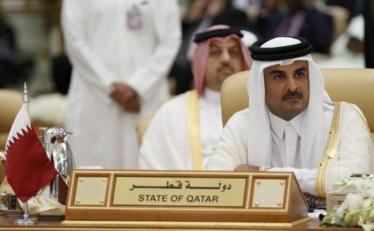 """Spécial """"L'Arabie saoudite met la pression sur le Qatar..."""" - Image n° 1/2 !..."""
