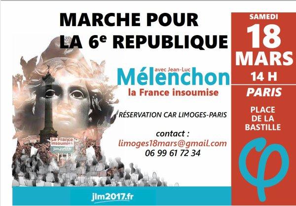 """Spécial """"Si la 6 ème République m'était contée..."""" - Image n° 1/2 !..."""