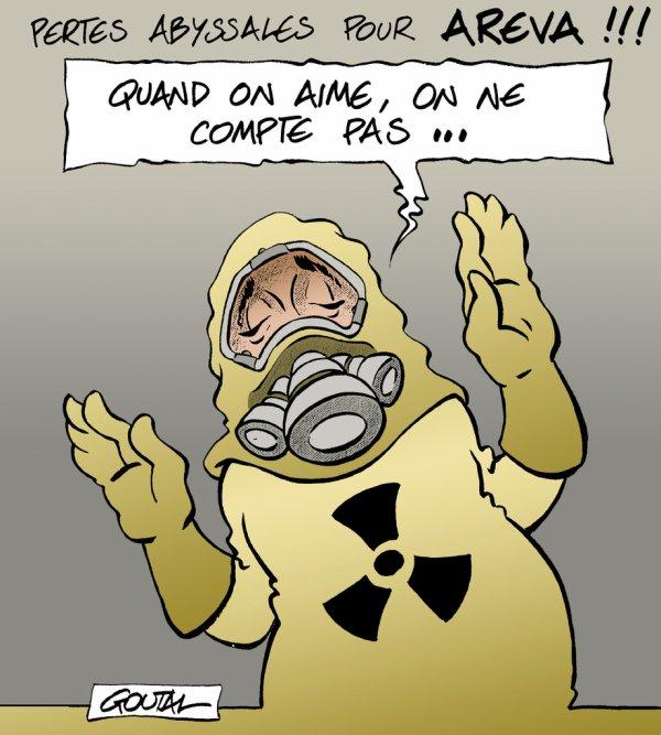 "Spécial ""L'Etat lance la recapitalisation qui va sauver Areva ?..."" - Image n° 2/2 !..."