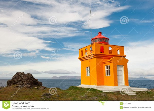"Spécial ""Au sujet du phare orange..."" - Image n° 1/2 !..."