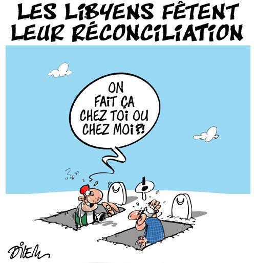 """Spécial """"Les Libyens fêtent leur réconciliation..."""" - Image n° 2/2 !..."""