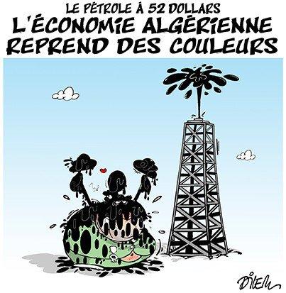 """Spécial """"Le prix du baril de pétrole monte..."""" - Image n° 2/2 !..."""