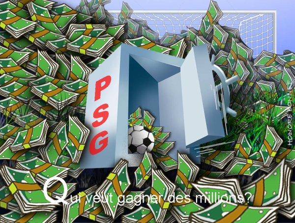 """Spécial """"PSG : """"Qui veut gagner des millions ?""""..."""" - Image n° 4/5 !..."""