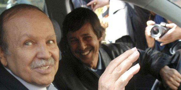 """Spécial """"PSG : """"Algérie : quel est le pouvoir de Saïd Bouteflika, le très influent frère du président ?..."""" - Image n° 1/2 !..."""