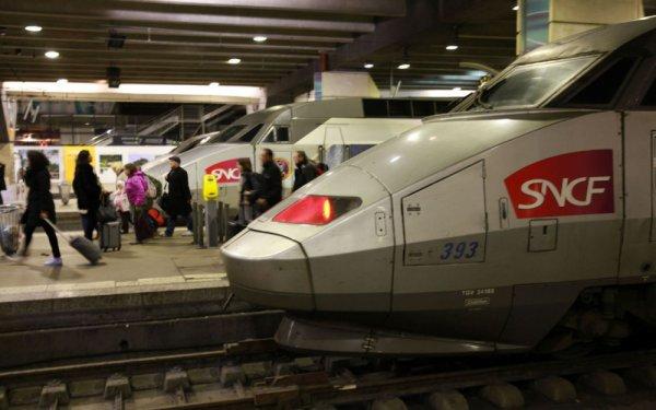 """Spécial """"SNCF : GIGANTESQUE PANNE à LA GARE MONTPARNASSE..."""" - Image n° 1/2 !..."""