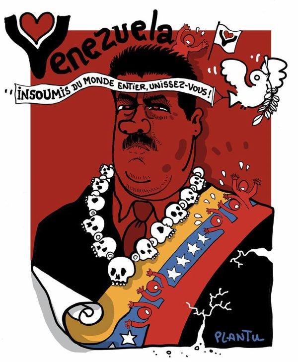 """Spécial """"Venezuela : la Constituante ouvre sa séance inaugurale, l'opposition manifeste..."""" - Image n° 2/2 !..."""