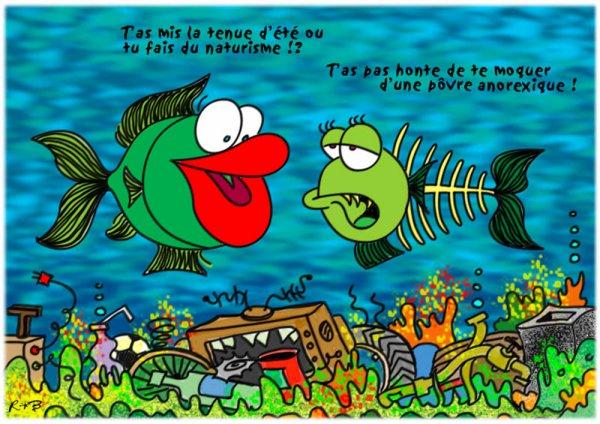 """Spécial """"Les petits noirs d'Erby Kezako - R*B en vacances..."""" - Image n° 2/4 !..."""