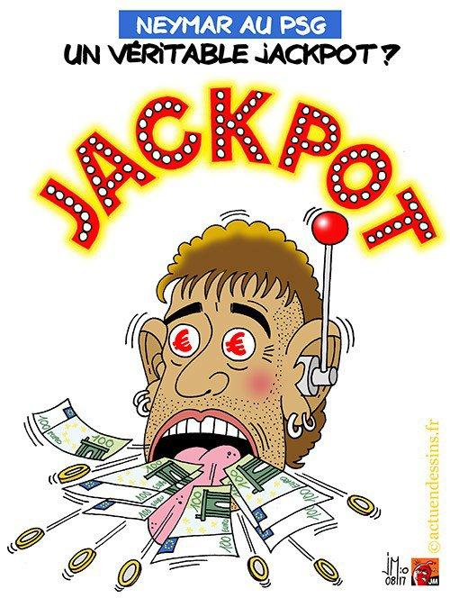 "Spécial ""Neymar : véritable jackpot pour... ?..."" - Image n° 2/2 !..."
