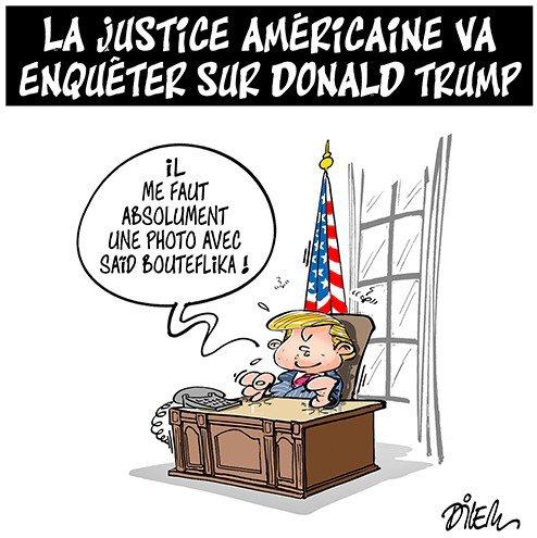 """Spécial """"Donald TRUMP poursuivie par la justice..."""" - Image n° 2/2 !..."""